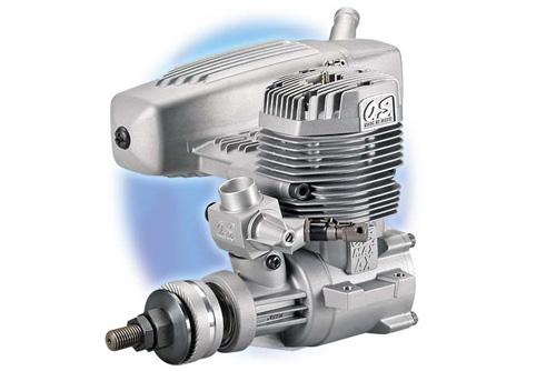 Двигатель внутреннего сгорания OS-MAX 75AX