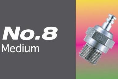 Свеча накаливания OS GLOW PLUG No.8