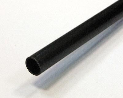 Трубка угольная 6х4,5х1000