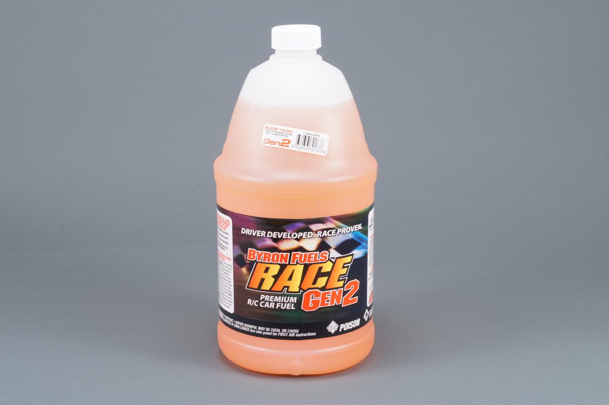 Заправочная жидкость Byron RACE 1600 Gen2, 16%