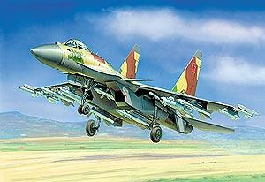 Истребитель Су - 35