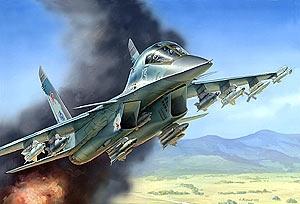 Бомбардировщик Су - 32ФН