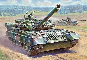 Основной боевой танк Т-80БВ
