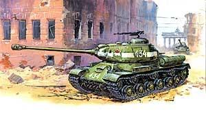 Советский тяжёлый танк Ис - 2