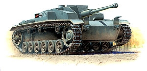 Штурмгешутц III (StuGIII AusfF)