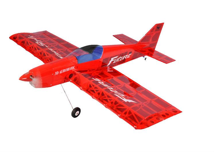 Радиоуправляемый самолет FUTURE, двс, ARF, 1260мм