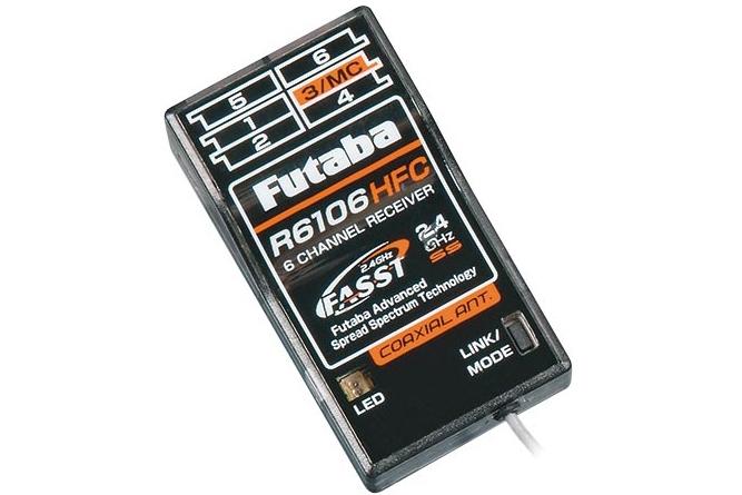 Приёмник Futaba R6106HFC-2.4G