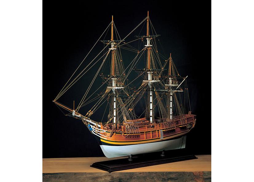 Сборная модель HMS BOUNTY, 1:60