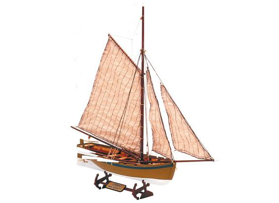 Сборная модель HMS BOUNTY шлюпка, 1:25