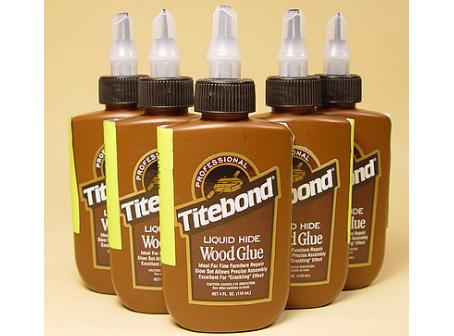 Клей для дерева профессиональный Titebond Liquid Hide, 118 мл