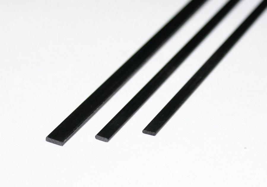Рейка угольная 0.5х3х1000 мм