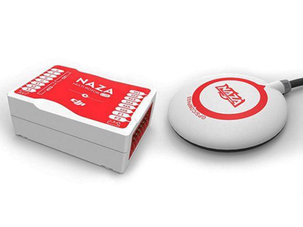 DJI Полетный контроллер Naza-M Lite + BEC/LED + GPS