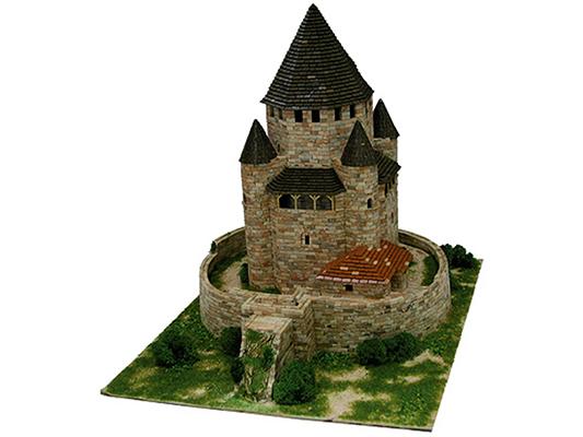 Сборная модель башни CESAR, 1:170