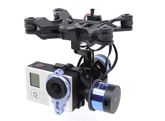Подвес TAROT T-2D V2 для камеры GoPro Hero3