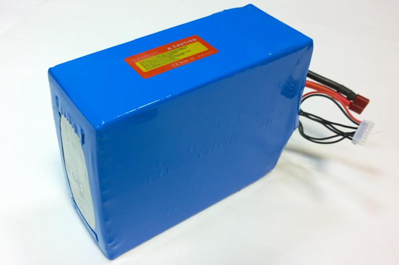 Силовой аккумулятор SanYan 20000мА/час 6S2P 22.2В 25C