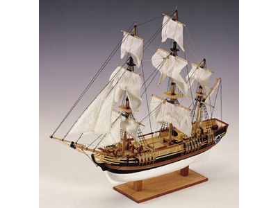 Сборная модель HMS BOUNTY (плюс инструменты, краска), 1:110