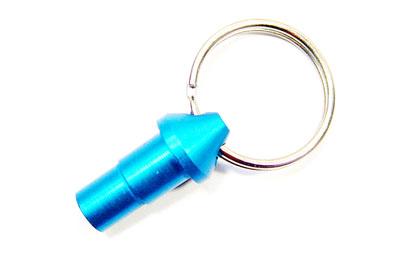 Заглушка для силиконовой насадки на глушитель 8-10мм