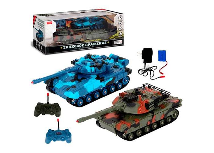 Танковый бой ZYB-B1652 Leopard vs Т-90, 2 танка