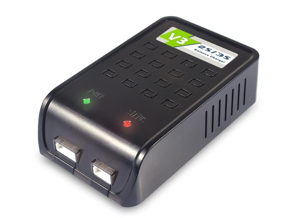 Зарядное устройство LiPo 2-3S EV–PEAK V3, 220V, 12W