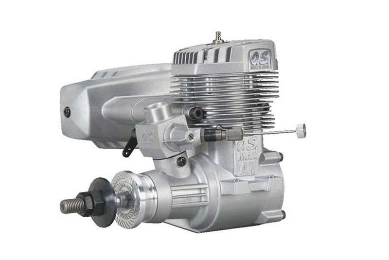 Двигатель внутреннего сгорания OS-MAX 120AX
