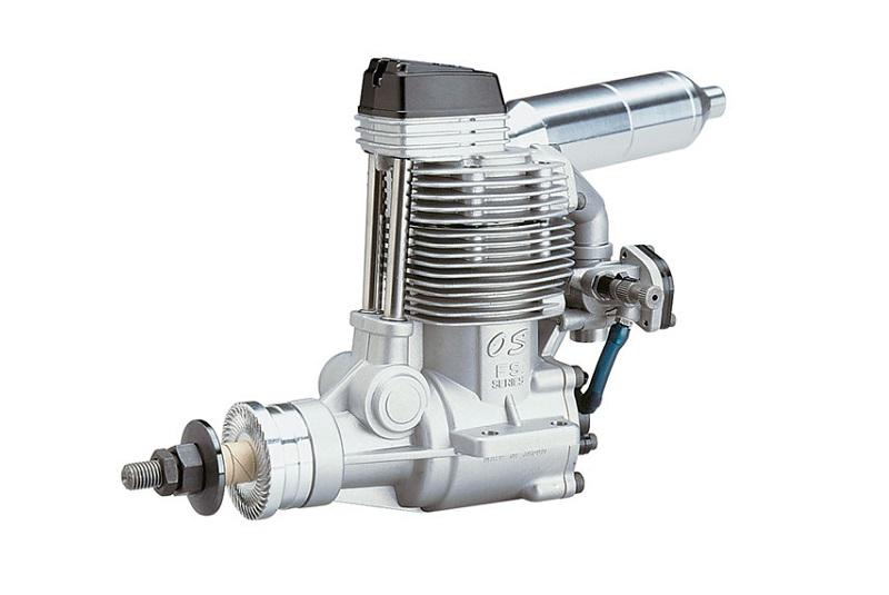 Двигатель внутреннего сгорания OS-MAX FS-120 III