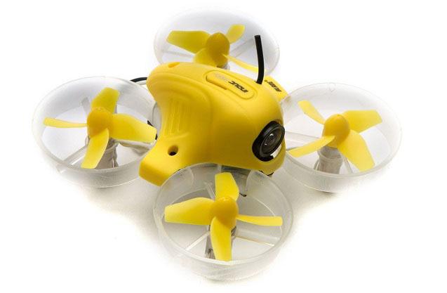 Квадрокоптер BLADE INDUCTRIX с трансляцией видео