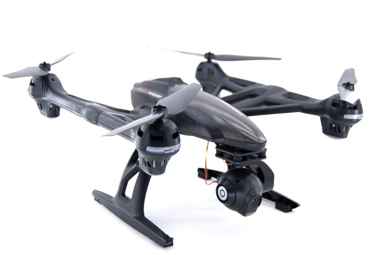 Квадрокоптер Pioneer Knight JXD-507W, трансляция видео