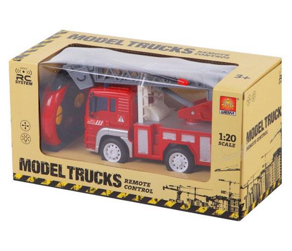 Пожарная машина 1:20, WY1550B