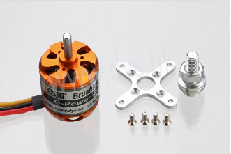 Электромотор DYS D3536, 1450 об/В, 655 Вт, 102 г