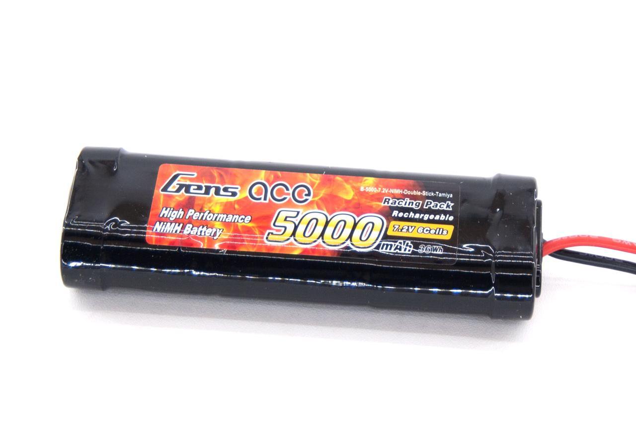 Аккумуляторная батарея GENS 7.2В/5000мАч силовая
