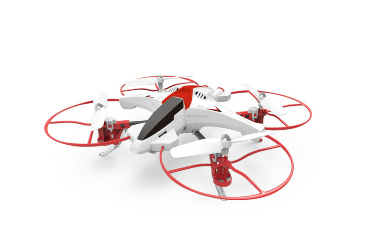 Квадрокоптер SYMA-X14W с видеотрансляцией, с удержанием высоты