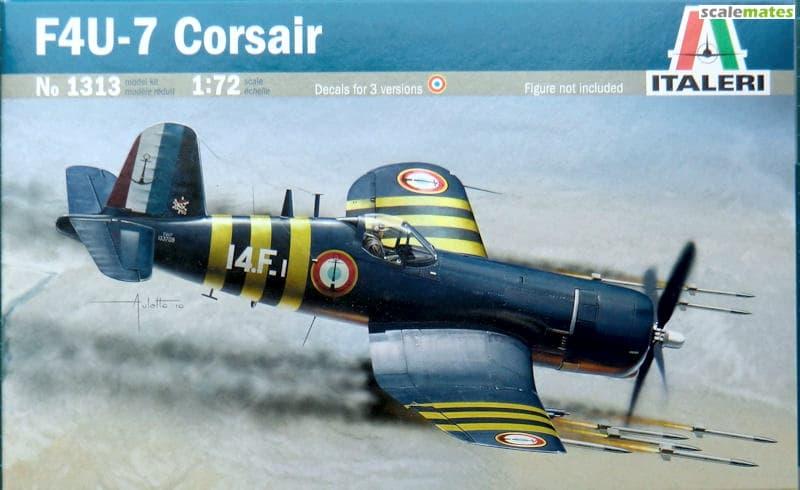 it F4U-7 Corsair