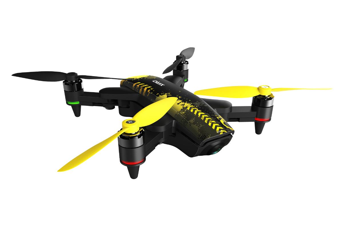 Квадрокоптер XIRO XPLORER Mini Black + доп. АКБ, + кейс