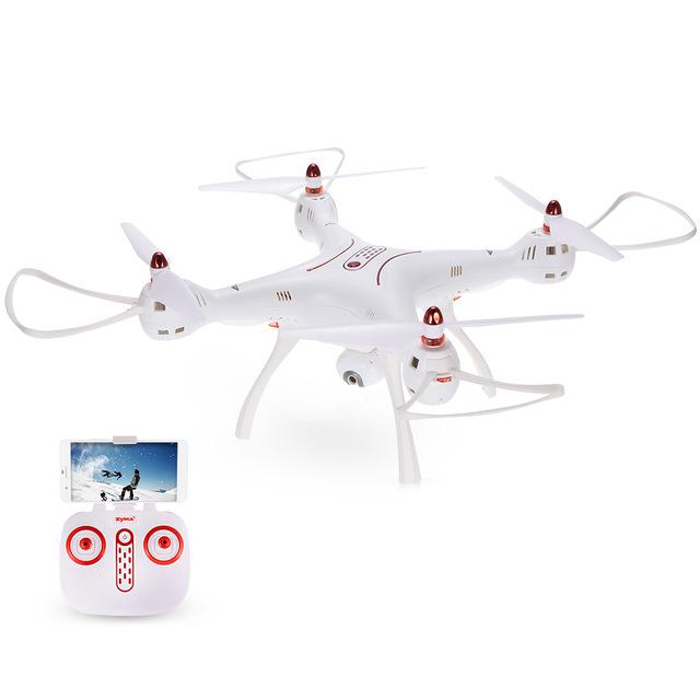 SYMA-X8SW-D с трансляцией видео, удержание высоты, поворот камер