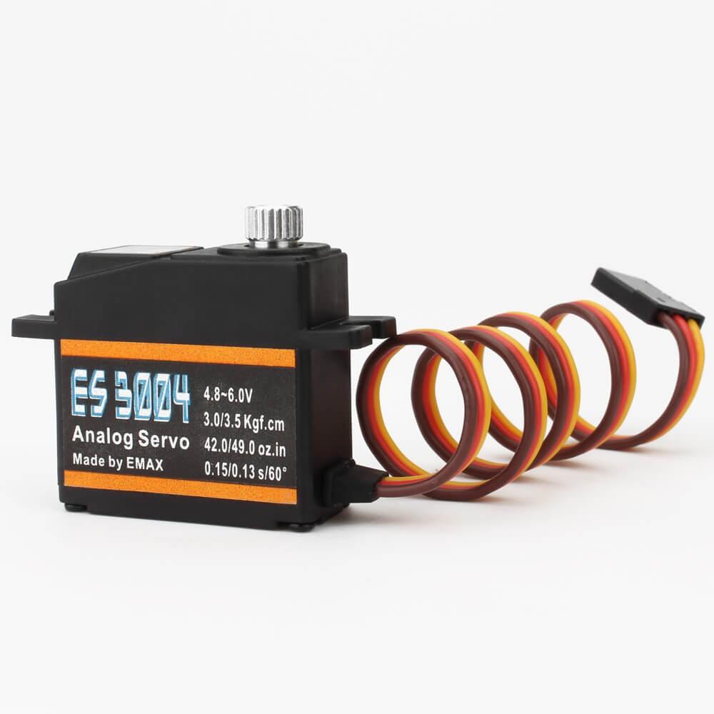 Сервомашинка цифровая EMax ES3004, 17г, 3.5кг, 0.13сек