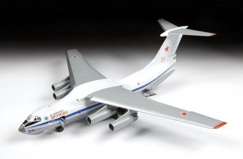 """Военно-транспортный самолет """"ИЛ-76МД"""""""