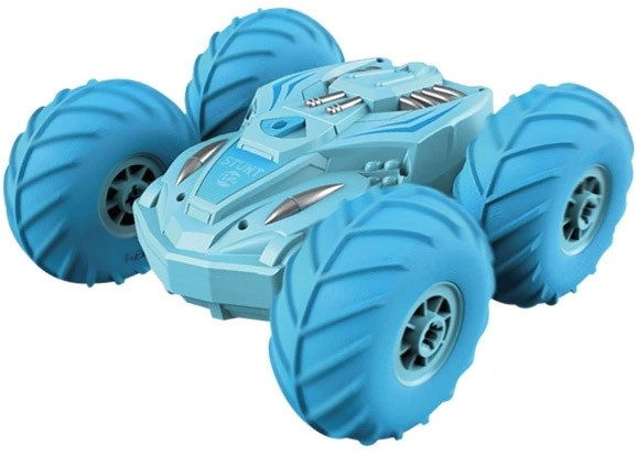 Краулер большой с разноцветными колесами, FPV