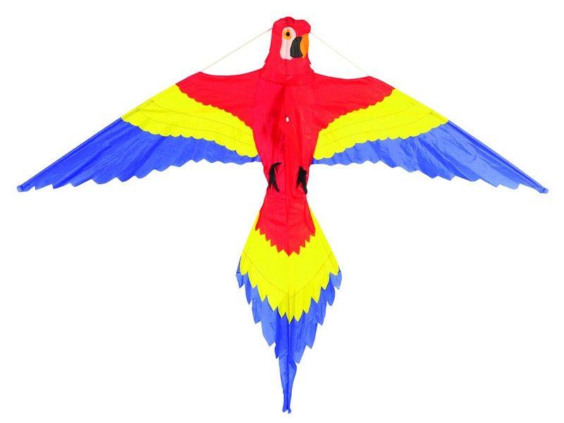 """Воздушный змей """"Попугай Ара 154x122"""""""