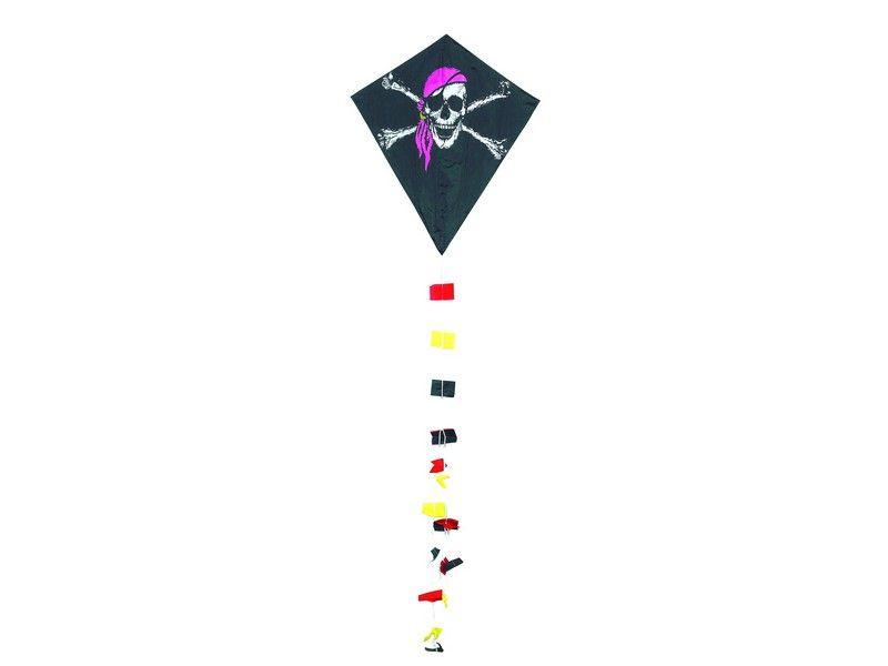 """Воздушный змей """"Пират 70x60"""""""