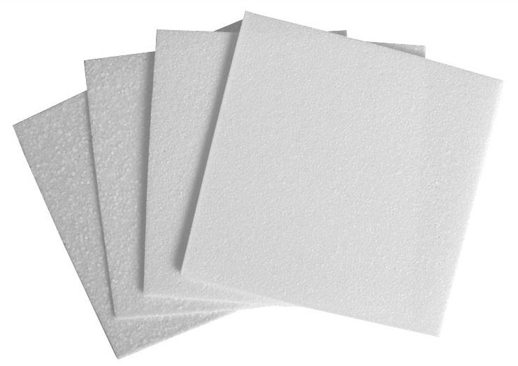 Лист EPP 900х600х4 мм, белый