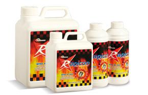 Заправочная жидкость Rapicon, авто, 20%, 2,5л