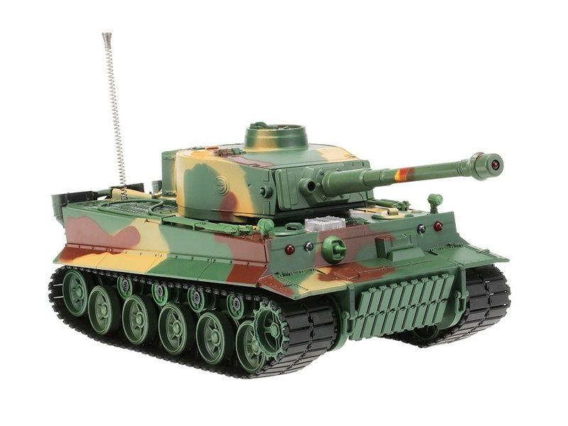 Танк HengLong Tiger, 1:26, ик-пушка