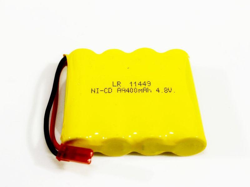 Аккумуляторная батарея 4.8В/400мАч JST для HN1331, 1332