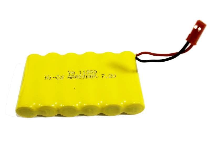 Аккумуляторная батарея 7.2В/400мАч JST для HN1550