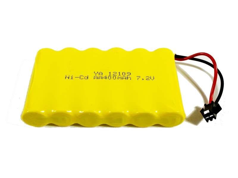 Аккумуляторная батарея 7.2В/400мАч SM для HN1560, 1571