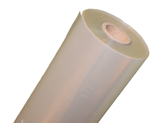 Лавсановая пленка, прозрачная 600мм, 1кг.