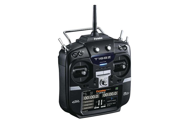 Аппаратура радиоуправления 16 каналов, Futaba 16SZ (TX, RX)