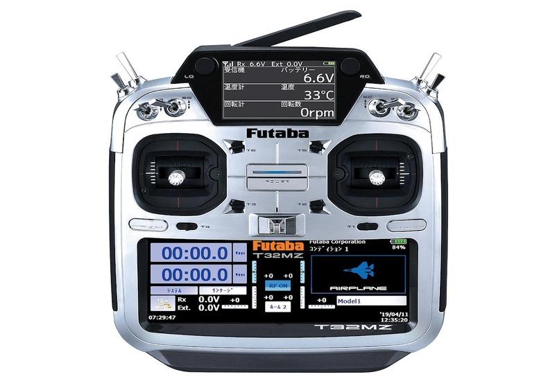 Аппаратура радиоуправления 18 каналов, FUTABA 32 MZ (TX, RX)