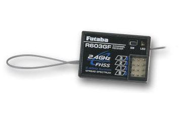 Приёмник Futaba R603GF ERP FHSS 2.4G