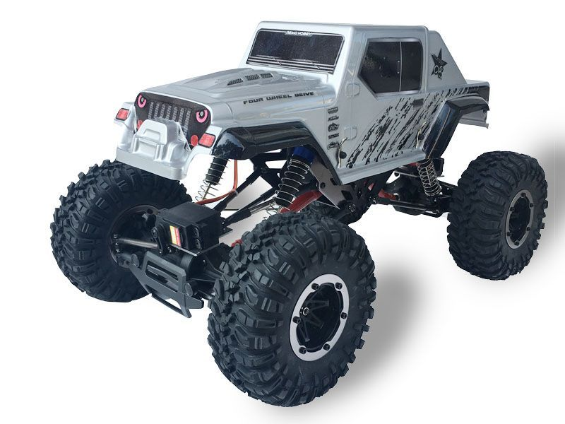 REMO HOBBY JEEPS, 4WD 4WS, 1/10, электро